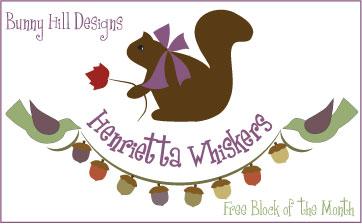 Henrietta Whiskers BOM 2011