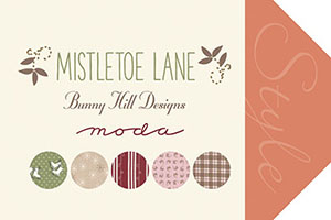 Mistletoe Lane-Bunny Hill Designs