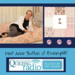 Pat Sloan's Radio goes to Quilt Market!
