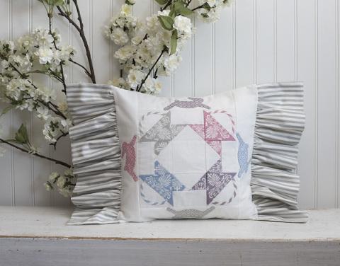 Basket Pillow