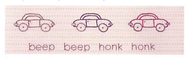 Beep honk