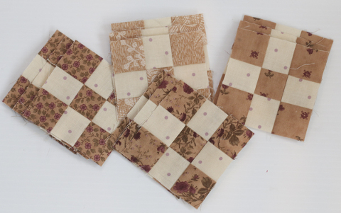 Nine Patch Blocks