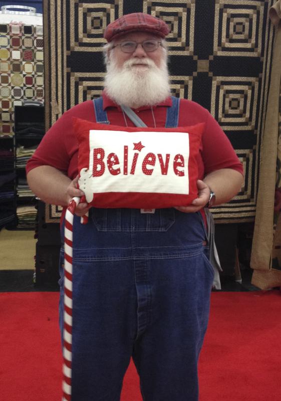Could this be Santa?