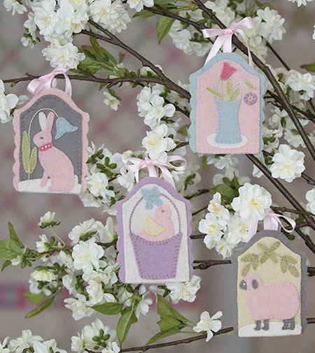 Easter Petites from Bunny Hill Designs