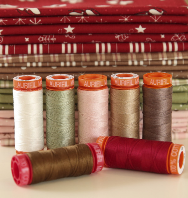 Aurifil_Thread Kit