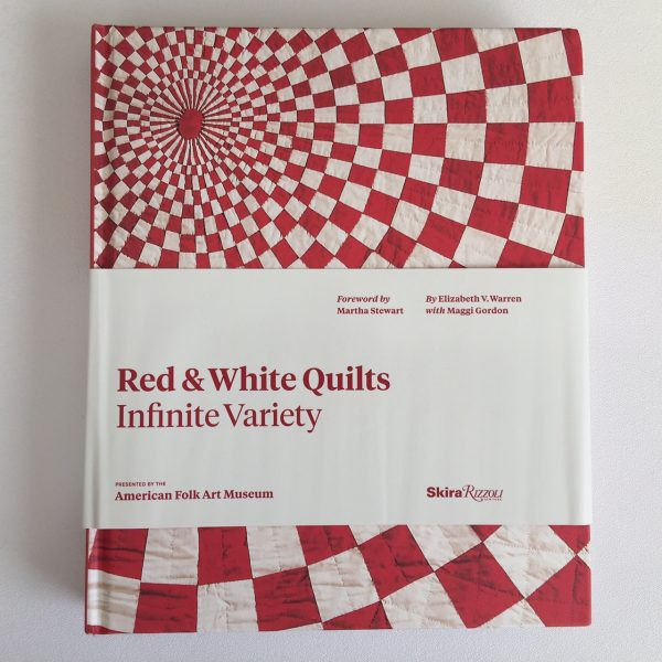 Red & White Quilt Book