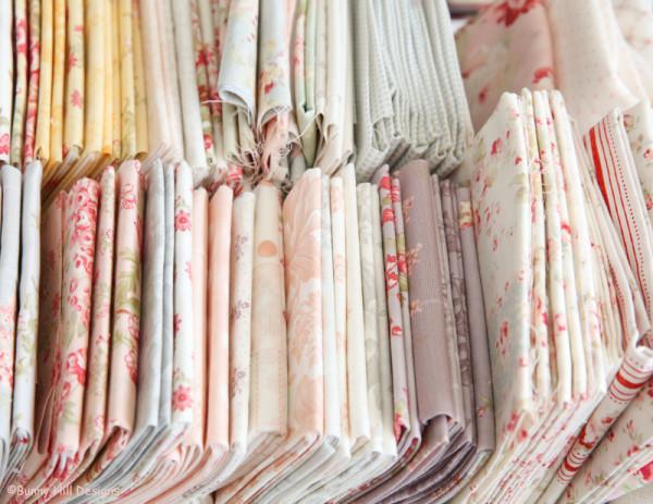 Sampler Fabrics